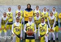 سرمربی تیم بسکتبال بانوان نامینو: به خاطر داشتن این بازیکنان خدا را شکر میکنم