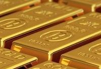 قیمت طلا به بالاترین رقم ۱۰ ماه اخیر رسید