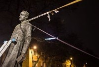 Statue of Polish Solidarity priest accused of pedophilia removed