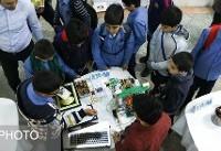 رقابت بیش از هزار دانشآموز در مسابقات ربوکاپ آزاد دانشگاه تهران