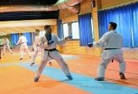 اردوی تیمهای ملی مردان و بانوان کاراته آغاز میشود