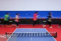حذف سه بانوی پینگ پنگ باز ایران از مسابقات بین المللی عمان
