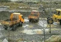 برداشت شن و ماسه از بستر رودخانه های مازندران ممنوع شود