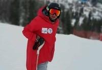 بغض اسکی بازی که خطایش را گفت!