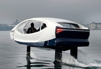 تاکسی آبی | قایق برقی هیدروفویل Seabubbles