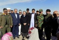 ساخت ۱۲ هزار مسکن محرومان سیستان و بلوچستان آغاز شد+عکس
