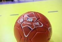 سهم کهگیلویه و بویراحمد در لیگ هندبال یک شکست و یک پیروزی