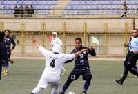 شهر داری بم قهرمان نیم فصل لیگ برتر فوتبال
