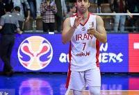 بسکتبال انتخابی جام جهانی؛ شکست ایران مقابل ژاپن