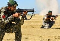 عملیات تاخت آبخاکی توسط تکاوران نداجا در سواحل مکران
