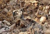 گور دسته جمعی با ۳۵۰۰ جسد در رقه سوریه کشف شد