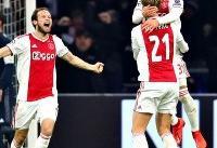 کمک فدراسیون هلند به آژاکس برای حذف رئال مادرید