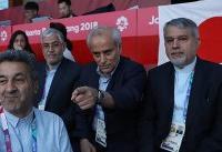 چه کسی باید به جای نصرالله سجادی سرپرست کاروان ایران میشد؟