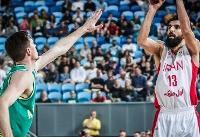داوران دیدار بسکتبال ایران و استرالیا مشخص شدند