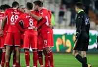 ترکیب پرسپولیس برای دیدار با تیم فوتبال نفت مسجدسلیمان اعلام شد