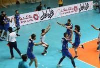 کاله - خاتم اردکان یزد؛ خیز برای ناکام سازی قهرمان والیبال آسیا