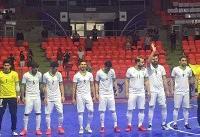 تیم فوتسال ناشنوایان ایران به فینال مسابقات آسیا اقیانوسیه رسید