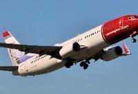 هواپیمای نروژی پس از ۷۰ روز از شیراز رفت