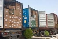 ۳۰ میلیارد ریال کالای قاچاق در کهریزک کشف شد