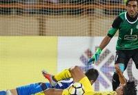 رکورد جالب کاپیتان تیم فوتبال استقلال