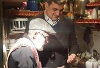 بازارگردی شهردار تهران در واپسین روزهای سال