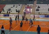 شهرداری ارومیه قهرمان لیگ برتر والیبال نوجوانان شد