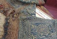 اهدای شلوار باستانی تختی به موزه المپیک + عکس/ ناراحتی نصیری از سرقت مدالهایش!