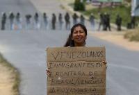 Brazil moves Venezuela aid to border despite closure