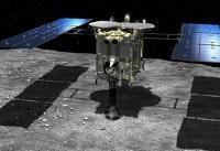 فرود موفقیت آمیز کاوشگر هایابوسا -۲ ژاپن بر روی سیارک ریوگو