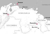 Fiery Skirmishes Erupt as Guaido Tries to Bring Venezuela Aid