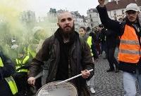 گزارش اسپوتنیک درباره تظاهرات ۱۱ هزار نفری در فرانسه