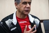 دنبال ساختن تیمی بزرگ برای فوتبال ایران هستیم