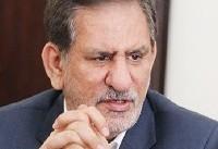 جهانگیری: وزیر کشور تا عادی شدن شرایط در استان گلستان بماند