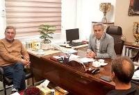 عرب مدیرعامل پرسپولیس شد