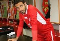مدافع پرسپولیس محروم شد/ شجاع لیگ و آسیا را از دست داد!
