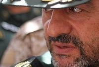 سرلشکر جعفری اعطای نشان ذوالفقار به فرمانده نیروی قدس راتبریک گفت