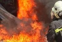 انفجار در خط لوله نفت اهواز به رامهرمز