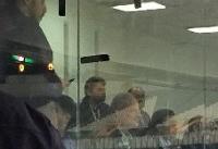 محمود احمدینژاد در استادیوم آزادی | دلیل تساوی استقلال از نظر احمدی نژاد + عکس