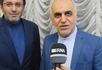 دژپسند: روابط اقتصادی با جمهوری آذربایجان را باید گسترش دهیم