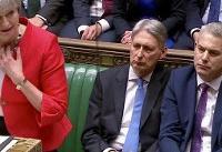 مجلس عوام بریتانیا برای دومین بار توافق برگزیت را رد کرد