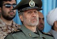 واکنش وزیر دفاع به تهدید اسرائیل: پاسخی محکم به اقدام علیه کشتیرانی ایران میدهیم