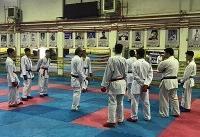 ابهام در اعزام کاراته کاها به مراکش/ تیم ملی در انتظار روادید