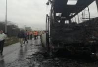 انفجار خط لوله گاز در برومی اهواز چهار کشته بر جا گذاشت