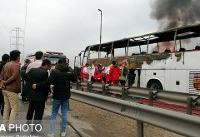 افزایش مصدومان و کشتهشدگان حادثه انفجار خط لوله گاز اهواز