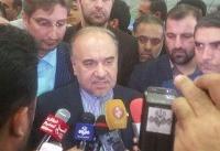 سلطانیفر: در جام ملتها با یک اشتباه به فینال نرسیدیم/ انتظارمان قهرمانی بود