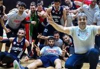 شیمیدر قهرمان بسکتبال باشگاههای غرب آسیا شد