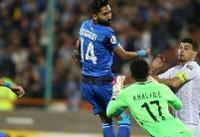 فرشید باقری پنجمین بازیکن برتر هفته دوم لیگ قهرمانان آسیا