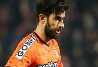 قلی زاده و دلفی غایبان هفته آخر لیگ بلژیک