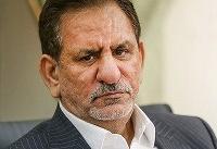 صوفی، وزیر تعاون دولت اصلاحات: جهانگیری اخیرا استعفا داد، اما رهبر معظم انقلاب مصلحت ندیدند