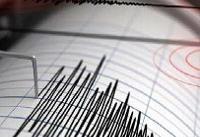 وقوع زمین لرزه ۴.۵ ریشتری در هجدک کرمان